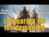 Video Destiny - Destiny | La guarida de los demonios | Mazmorra-coop con Romerito69