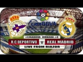 "Video FIFA 14 - AL CONTRAATAQUE! ""DEPORTIVO - REAL MADRID"" - #LIGABBVA - Jornada #4 - FIFA14"