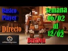 Video: Overwatch Gameplay Español | Let's play Overwatch | Competitiva T3 C63 - BASTION | DIRECTO #815