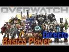 V�deo: Overwatch Gameplay Espa�ol | PC XONE PS4 HD | Let's play Overwatch | Samu y Diamond | DIRECTO #482