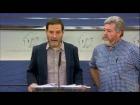 Video: Presentación de una Proposición de Ley para el cierre de las centrales nucleares