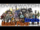 V�deo: Overwatch Gameplay Espa�ol | PC XONE PS4 HD | Let's play Overwatch | DIRECTO #494