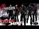 Video: Nuevos Packs Black Steel/Esports Supporter Pack 3/Gears Of War 4