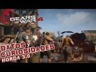 Video: Eso Que Tal Vez No Viste Del Tráiler De La Horda 3.0 De Gears Of War 4