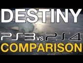 Video Destiny - Destiny: PS3 vs PS4 Gameplay Comparison Footage