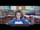 Video: Educar en igualdad