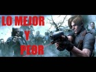 Video: LO MEJOR Y PEOR DE RESIDENT EVIL 4