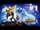 "V�deo: Ratchet And Clank PS4 | Gameplay Espa�ol | Capitulo 1 ""Comienza la Aventura"""
