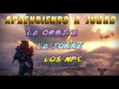 Video Destiny - Destiny | Primeros pasos del Tit�n Peretty