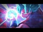 Video: Goku vs Hit - Kamehameha en Castellano (Pablo Domínguez) - Dragon Ball Xenoverse 2