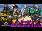 V�deo: Overwatch Gameplay Espa�ol | PC XONE PS4 | Let's play Overwatch | Competitiva T2 C31 | DIRECTO #566