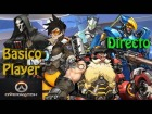V�deo: Overwatch Gameplay Espa�ol | PC XONE PS4 | Let's play Overwatch | Competitiva T2 C35 | DIRECTO #572