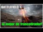 Video: La mejor arma de la clase de francotirador? Battlefield 1/PS4 gameplay