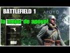 Video: La mejor arma de la clase de apoyo BATTLEFIELD 1/PS4 gameplay