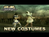 Video Tekken Revolution - Tekken Revolution - PS3 - New Costumes (Update 1.2)