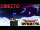 Video: Dragon Quest Builders - Directo 2# - Español - Completando Desafios al 100% - Nintendo Switch