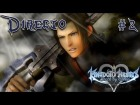 Video: Kingdom Hearts Birth By Sleep - Directo #2 Español - Guia 100% Modo Maestro - Mundos Disney - Ps4