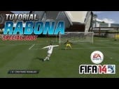 Video FIFA 14 - FIFA 14 | Rabona Shot + Rabona Cross Tutorial