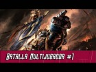 Video: Warhammer 40K Dawn of War 3! Marines espaciales Batalla Online #1