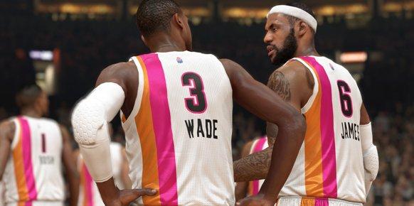 NBA 2K14 es el juego deportivo más vendido de la Next-Gen según el NPD