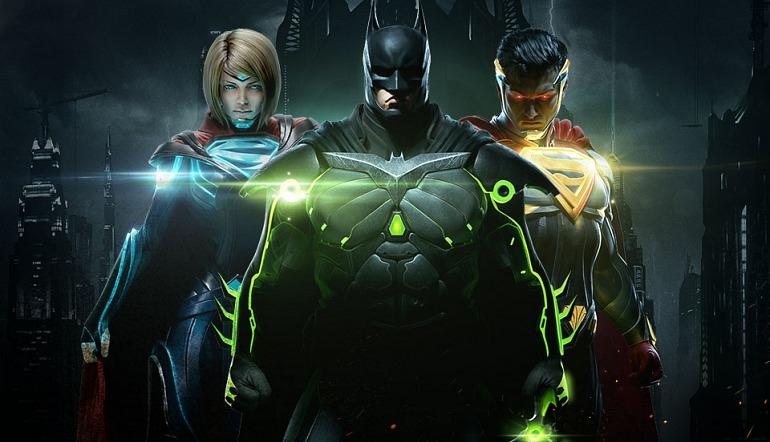 Injustice 2: el nuevo parche podría borrar la personalización de tus personajes