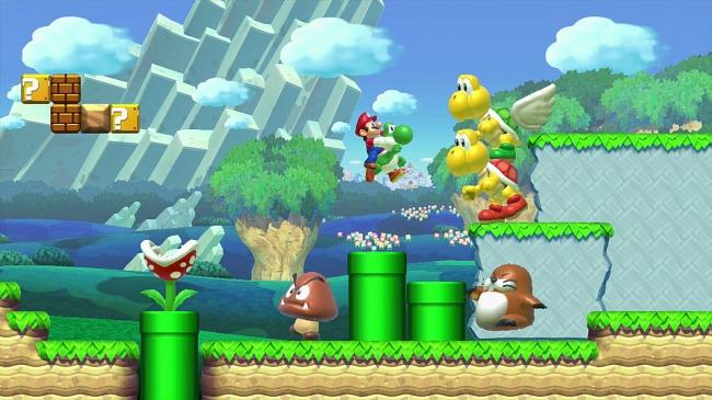 """Nintendo sobre Mario Maker y LBP: """"Tenemos metas propias"""""""