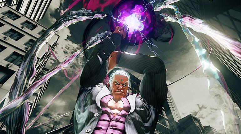 Street Fighter V recibe a Urien, su nuevo luchador, el 22 de septiembre