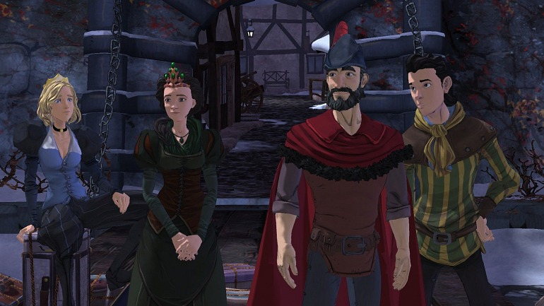 King's Quest estrena su cuarto episodio el 27 de septiembre