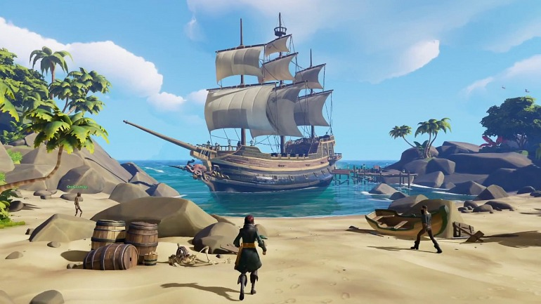 Sea of Thieves presentará directos con abundante gameplay en la GamesCom
