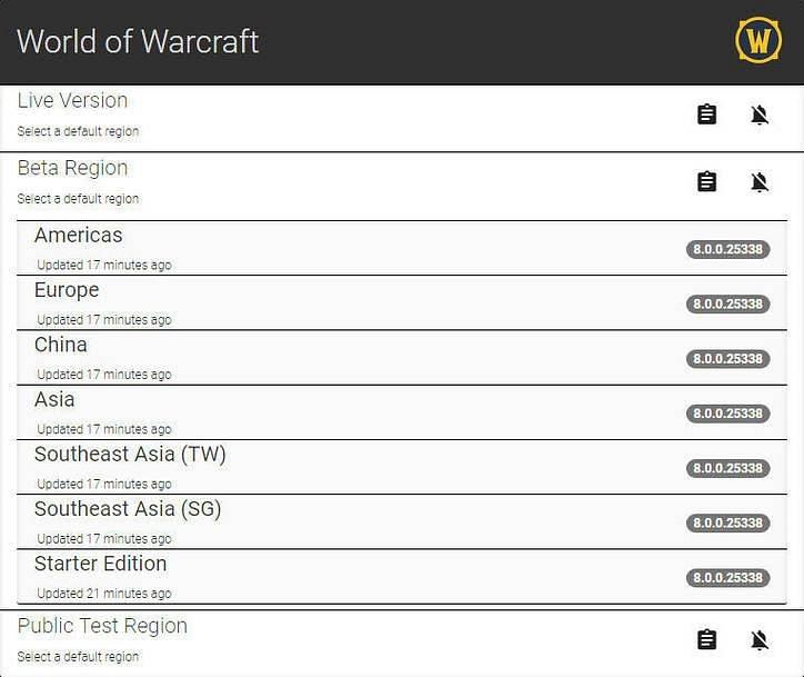 World of Warcraft estaría cerca de anunciar una nueva expansión