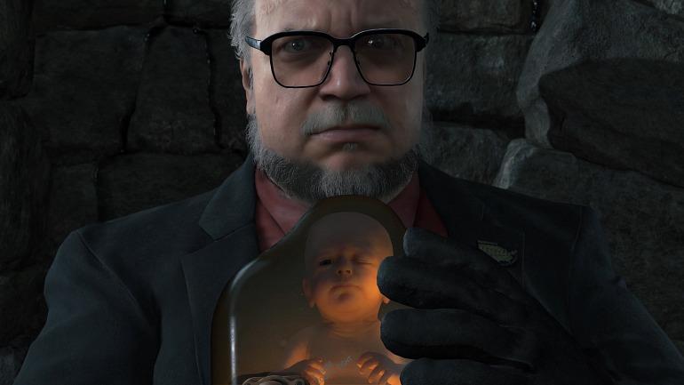 Guillermo del Toro está ansioso por saber más de Death Stranding