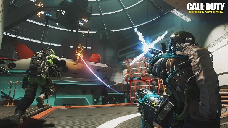 La próxima beta de Call of Duty: Infinite Warfare, abierta a todos los jugadores de PS4