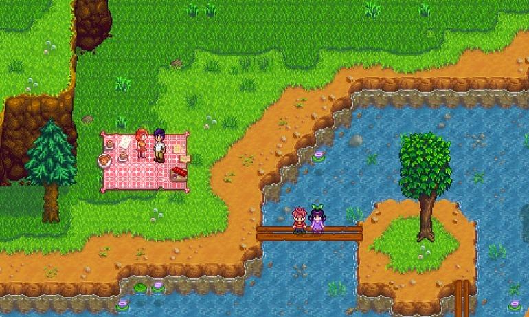 El fantástico Stardew Valley llega a Nintendo Switch el 5 de octubre