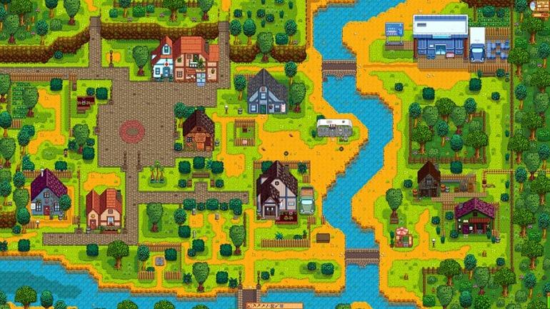 El multijugador de Stardew Valley sigue progresando