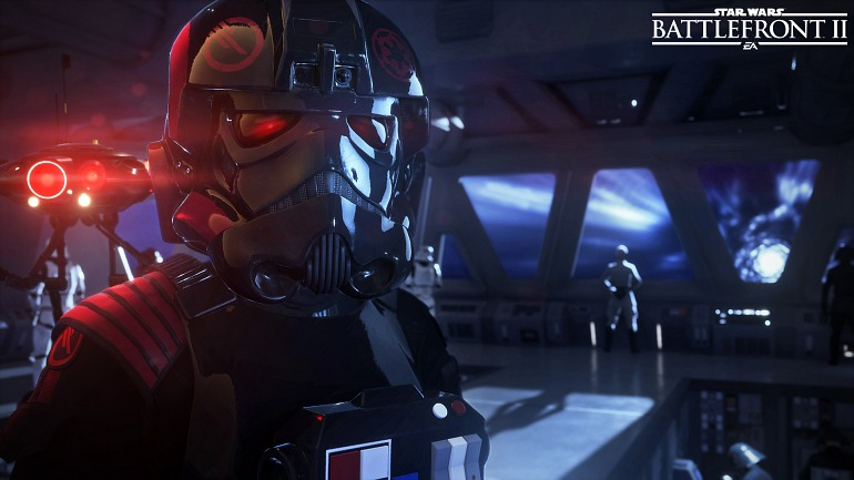 Los protagonistas de Star Wars: Battlefront 2: así es el Escuadrón Infernal