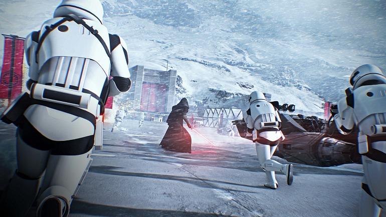 Filtrados posibles detalles de la beta de Star Wars Battlefront 2