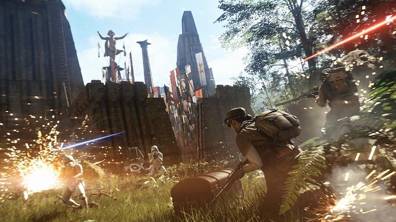 DICE no descarta el regreso de la VR a Star Wars: Battlefront 2
