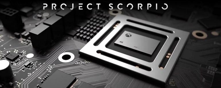 Microsoft no obligará a alcanzar los 4K y los 60fps en Project Scorpio