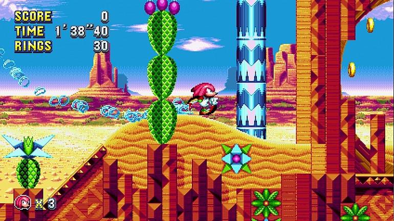 Sonic Mania se retrasa en Steam hasta el próximo 29 de agosto