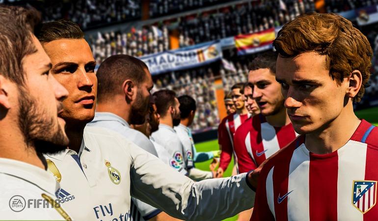 Hoy estará disponible la demo de FIFA 18