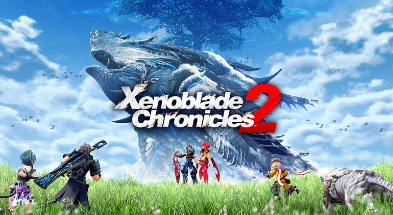 Xenoblade Chronicles 2 también mejora su calidad gráfica