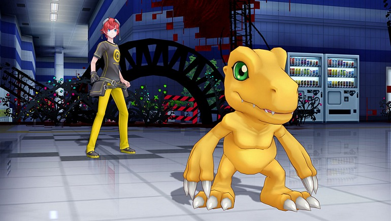 Bandai Namco registra el nuevo Digimon: Hacker's Memory en Europa