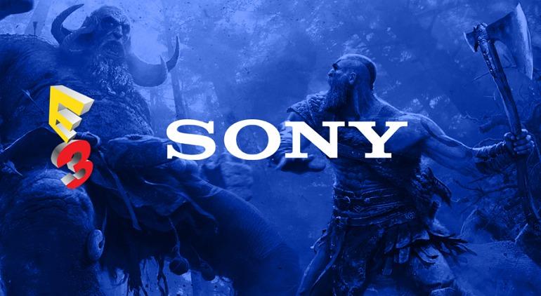 E3 2017: Sigue en directo la conferencia de Sony