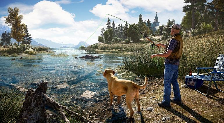 Far Cry 5: Ubisoft lleva queriendo llevar la saga a América desde FC3