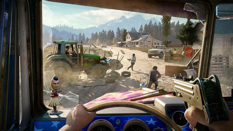Ubisoft explica la desaparición de torres y minimapa de Far Cry 5