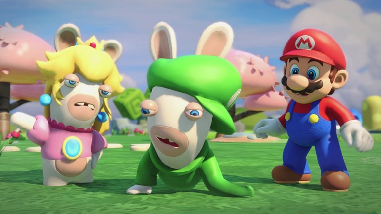 Mario + Rabbids: Kingdom Battle es el third-party de Switch más vendido
