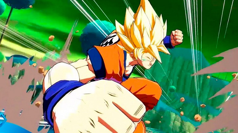 Los androides 16 y 18 lucharán en Dragon Ball Fighter Z
