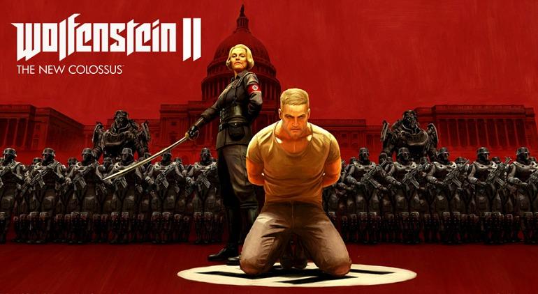 Wolfenstein 2 y TEW2 alcanzan ventas discretas en su estreno en EE.UU.