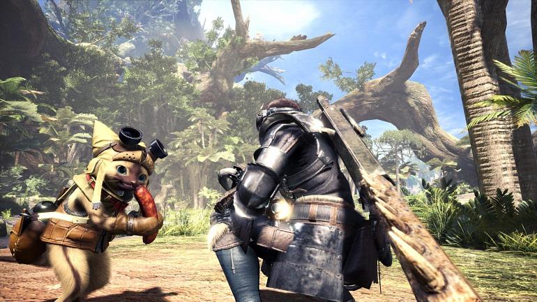 La beta de Monster Hunter World incluirá misiones para un solo jugador