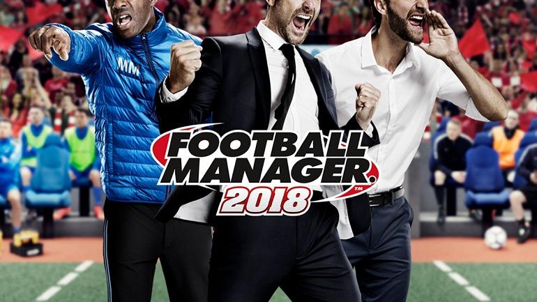 Football Manager 2018 se lanza el 10 de noviembre